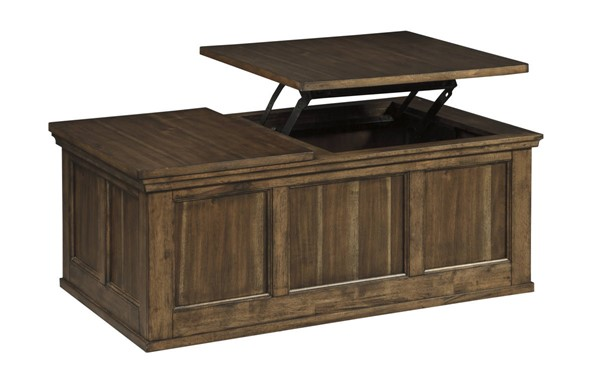 Ashley Furniture Flynnter Lift Top Cocktail Table T919-9