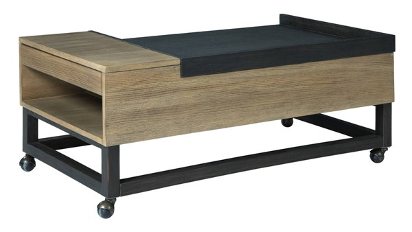 Ashley Furniture Fridley Two Tone Lift Top Cocktail Table T920-9