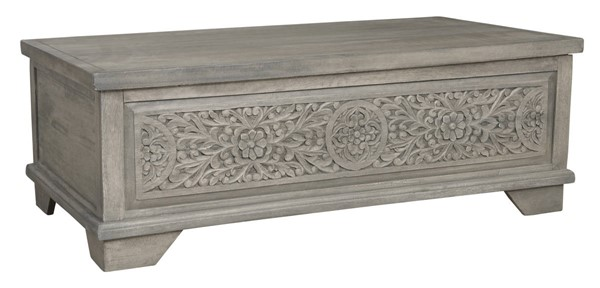 Ashley Furniture Marcilyn Brown Lift Top Cocktail Table T927-9