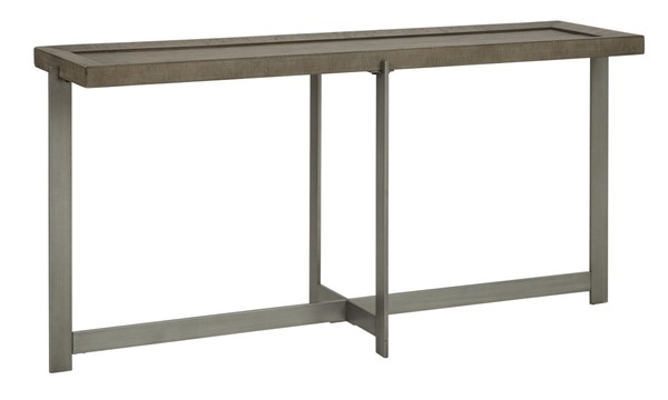 Ashley Furniture Krystanza Bisque Sofa Table T944-4