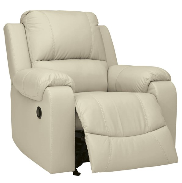 Ashley Furniture Rackingburg Vanilla Rocker Recliner U3330225