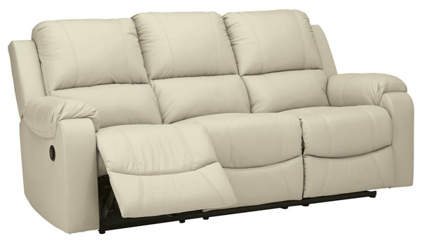 Ashley Furniture Rackingburg Vanilla Reclining Sofa U3330288