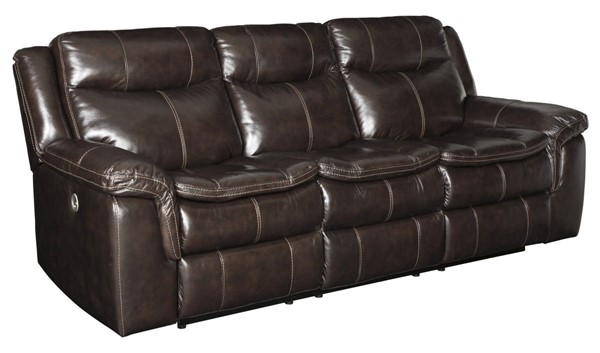 Ashley Furniture Lockesburg Canyon Reclining Power Sofa U3360187