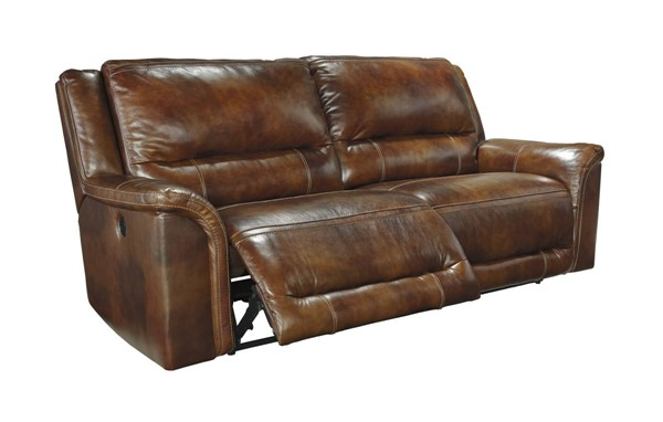 Jayron Contemporary Harness 2 Seat Reclining Power Sofa U7660047
