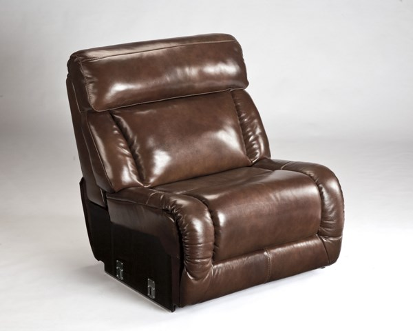 Elemen Contemporary Harness Leather Armless Chair U9920146