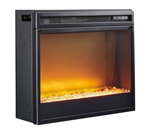 Ashley Furniture Entertainment Accessories Fireplace Insert Glass Stone W100-02