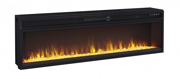Ashley Furniture Entertainment Accessories Wide Fireplace Insert W100-22