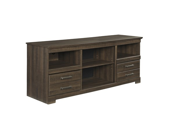 Ashley Furniture Frantin Brown LG TV Stand W129-68-VAR