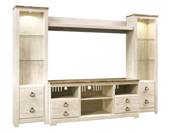 Ashley Furniture Willowton Entertainment Centers W267-ENT-S-VAR