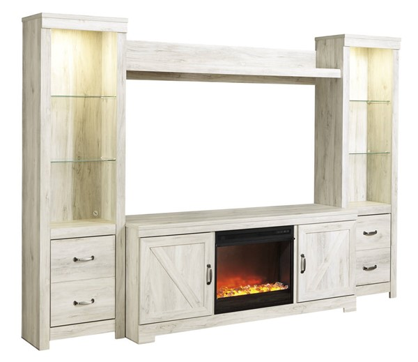 Ashley Furniture Bellaby Entertainment Center With