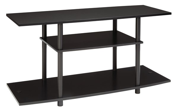 Ashley Furniture Cooperson Black TV Stand W380-118