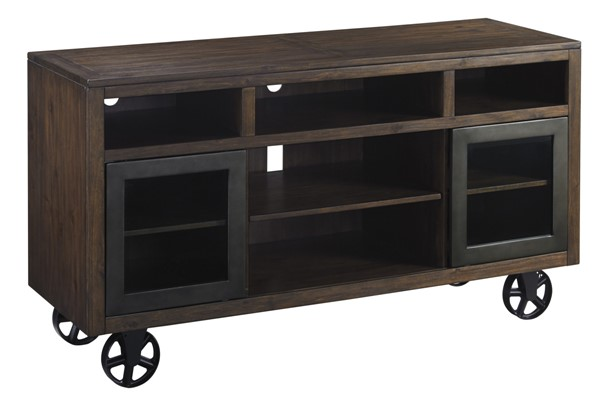 Ashley Furniture Barnallow Brown Large TV Stand W533-30