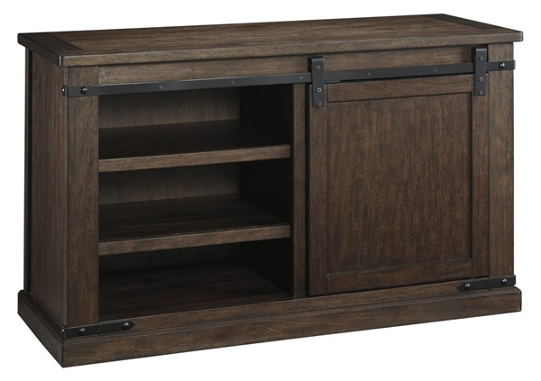 Ashley Furniture Budmore Brown TV Stands W562-TV-VAR