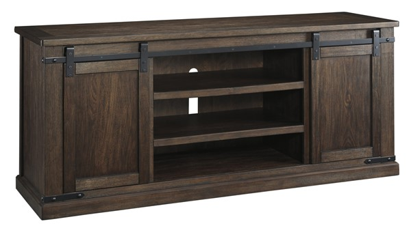 Ashley Furniture Budmore Brown Extra Large TV Stand W562-68