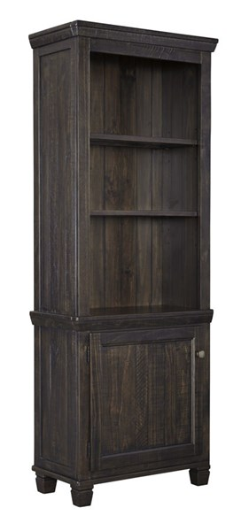Townser Traditional Grayish Brown Solid Wood Right Pier W636-34