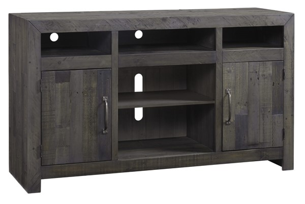 Ashley Furniture Mayflyn Charcoal TV Stand W729-68