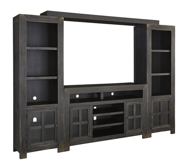 Ashley Furniture Gavelston Entertainment Center With Fireplace Option W732-ENT-S1