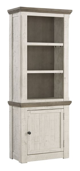 Ashley Furniture Havalance Two Tone Right Pier Cabinet W814-34