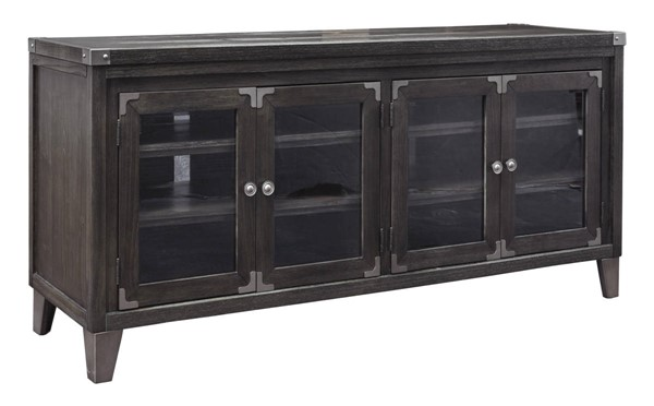 Ashley Furniture Todoe Gray Extra Large TV Stand W901-60