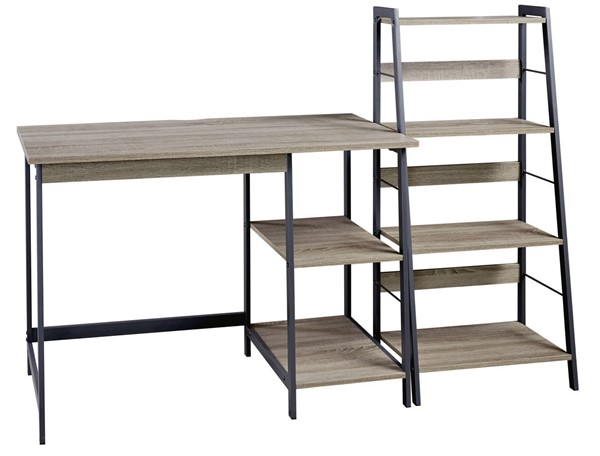 Ashley Furniture Soho Home Office Desks And Shelf Z14118-HO-DSK-VAR