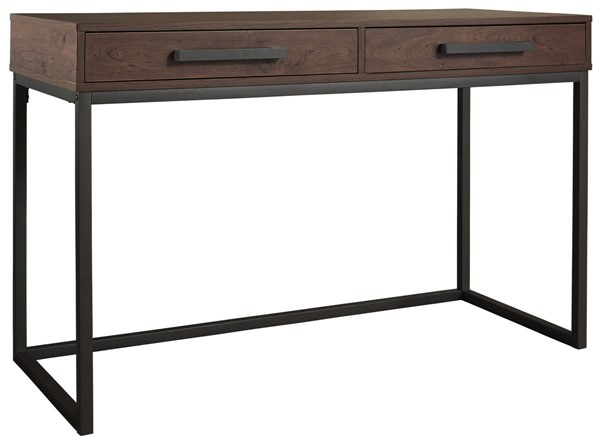 Ashley Furniture Horatio Dark Brown Home Office Small Desk Z1610999