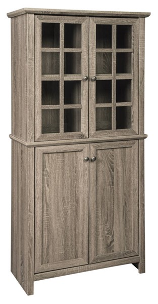 Ashley Furniture Drewmore Gray Accent Cabinet ZH141454