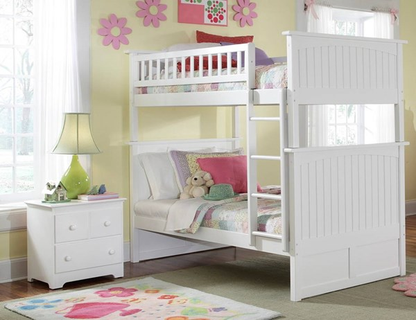 Atlantic Furniture Nantucket Bunk Beds AB59-BUNK-VAR