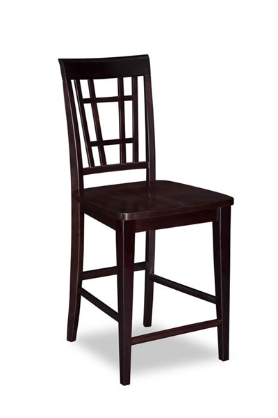 Montego Bay Solid Wood Seat Pub Chairs AD77324-BS-VAR