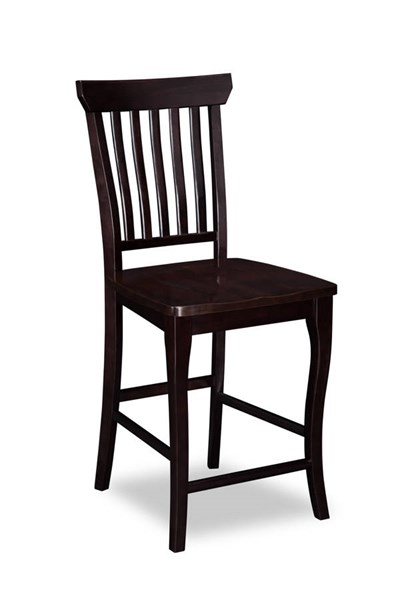 Venetian Solid Wood Seat Pub Chairs AD77524-BS-VAR