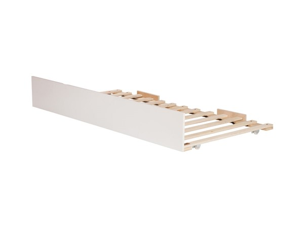 Atlantic Furniture White Urban Twin Trundle Only AE673122