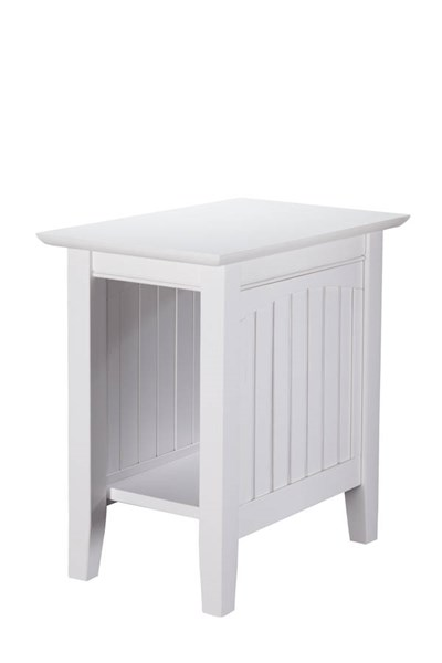 Atlantic Furniture Nantucket Chair Side Tables AH1330-ET-VAR