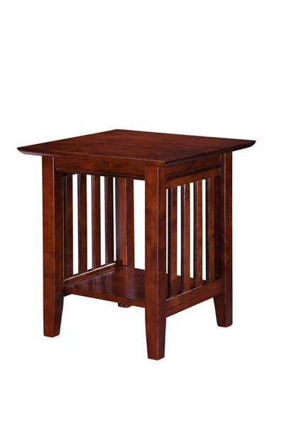 Atlantic Furniture Mission End Tables AH1420-ET-VAR