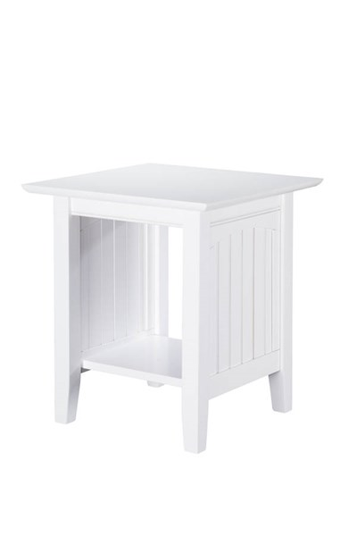 Nantucket Cottage Solid Wood End Tables AH1430-ET-VAR
