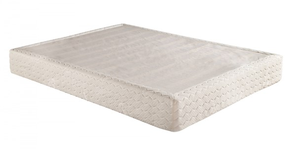 Wood King Quilted Mattress Foundation (Ready to Assemble) AM47215