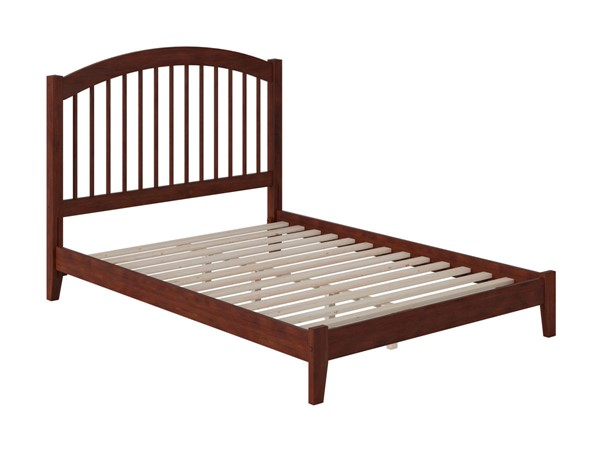 Atlantic Furniture Windsor Walnut Full Open Foot Bed AP9431004
