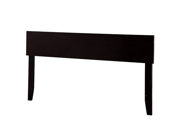 Orlando Espresso Wood King Headboard AR281851