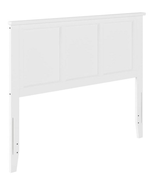 Atlantic Furniture Madison White Full Headboard AR286832