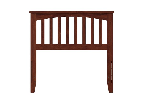 Atlantic Furniture Mission Walnut Twin Headboard AR287824