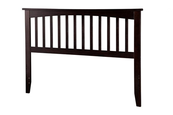 Mission Espresso Wood Queen Headboard AR287841