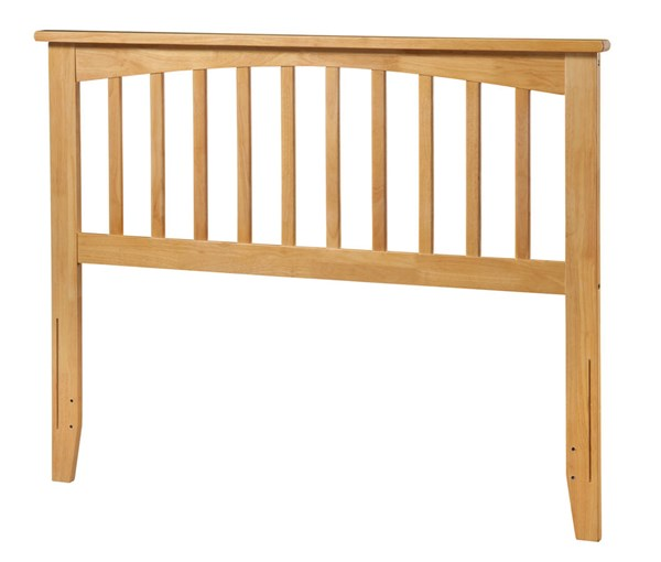 Mission Natural Wood Queen Headboard AR287845