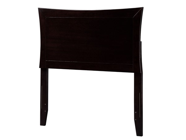 Atlantic Furniture Metro Espresso Twin Headboard AR290821