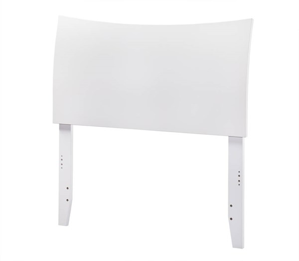 Atlantic Furniture Soho White Twin Headboard AR291822