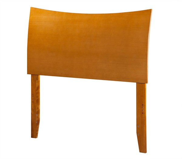 Soho Caramel Latte Wood Twin Headboard AR291827