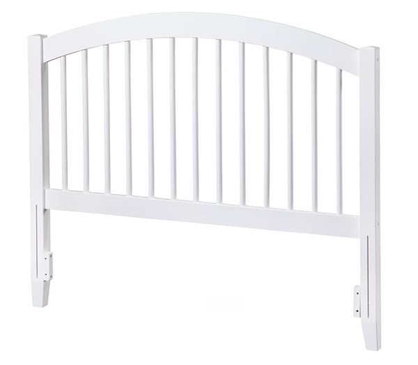 Windsor White Wood Queen Headboard AR294842