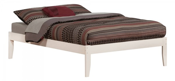 Atlantic Furniture Concord White Full Bed AR8031032