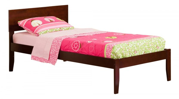Atlantic Furniture Orlando Walnut Twin XL Bed AR8111034