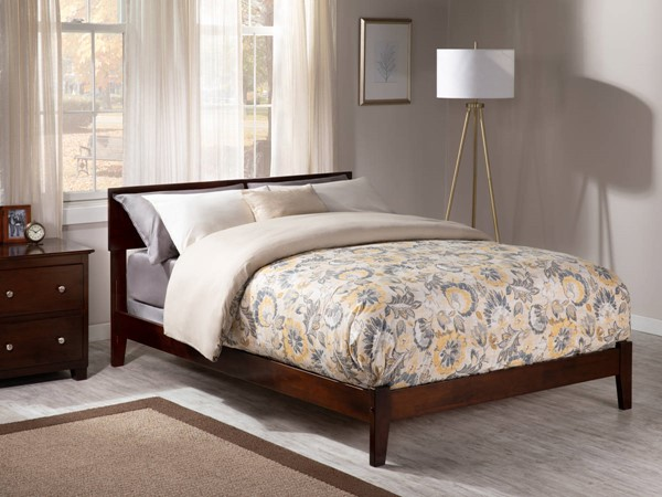 Atlantic Furniture Orlando Walnut Full Bed AR8131034
