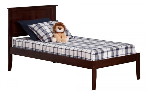 Atlantic Furniture Madison Walnut Twin Bed AR8621034