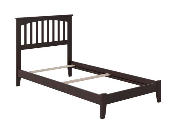 Atlantic Furniture Mission Espresso Twin XL Bed AR8711031
