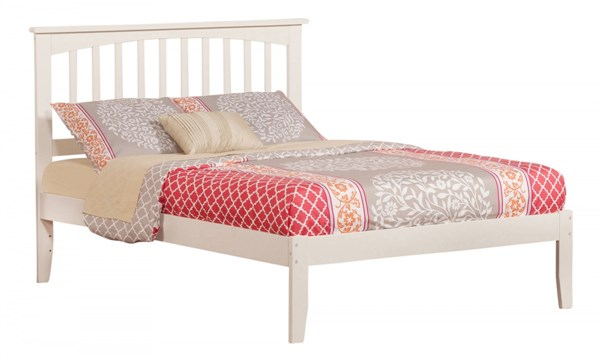 Atlantic Furniture Mission White Full Bed AR8731032